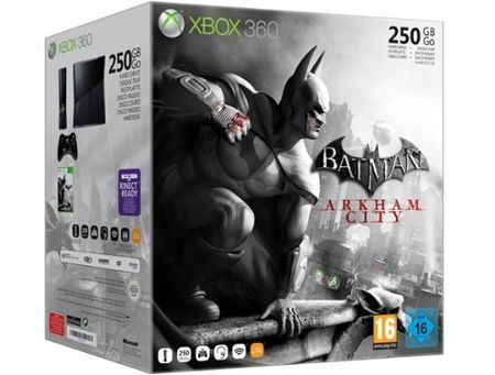 Batman Arkham City sarà anche in bundle con Xbox 360