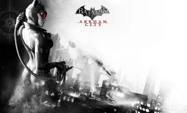 Batman Arkham City avrà anche un contenuto esclusivo con Catwoman
