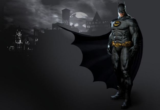 batman arkham city costume regalo
