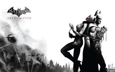 Batman: Arkham City – ambientazione aperta