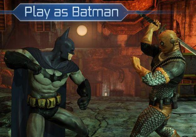 Batman Arkham City Lockdown è disponibile per iPhone e iPad