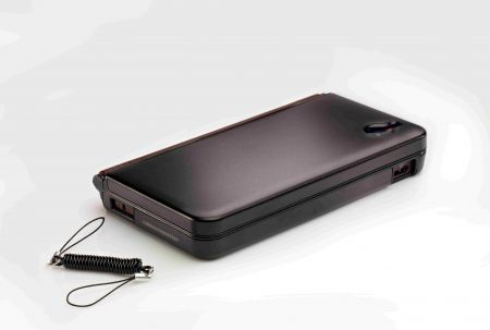 Cover DSi XL Black