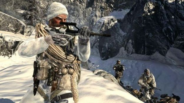 Call of Duty Modern Warfare 3 vende meno di Black Ops nel Regno Unito