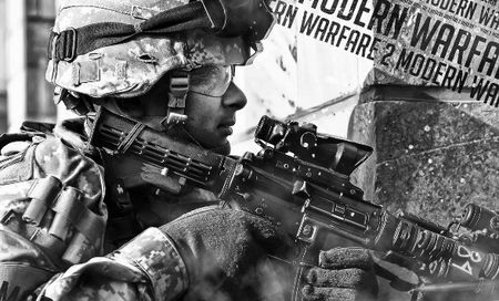 Dopo Call of Duty Modern Warfare 3 arriverà Iron Wolf?
