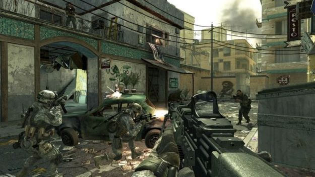 call of duty modern warfare 3 multiplayer gratis