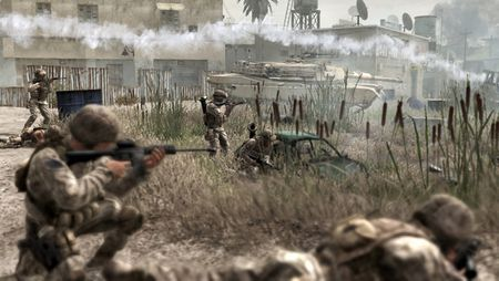 Call of Duty Modern Warfare 3 avrà un multiplayer a 32 utenti?