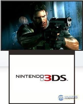 Capcom pubblicherà i giochi per Nintendo 3DS dopo marzo 2011