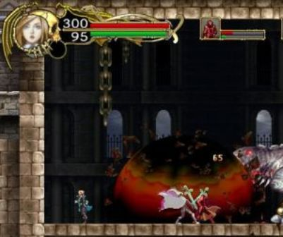 Castlevania XBOX: Harmony of Despair in immagini