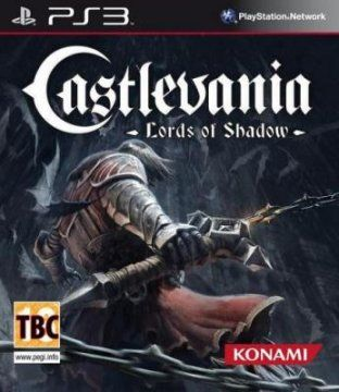 Cover di Castlevania Lords of Shadow