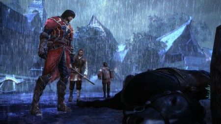castlevania lords of shadow recensione