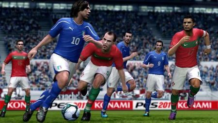 classifica videogiochi fifa 11 pes 2011