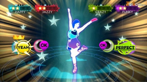 Le classifiche dei videogames dal 16 al 22 gennaio: premiato Just Dance 3