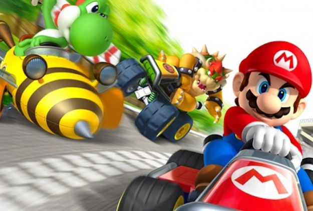 classifiche videogames Mario Kart 7