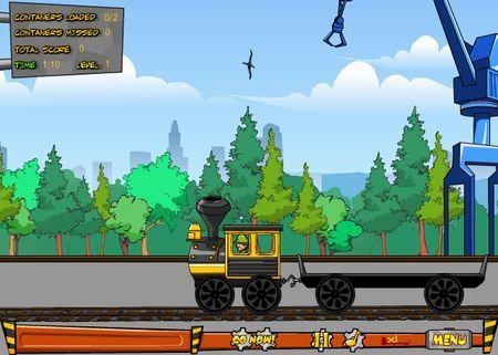 Giochi arcade gratis online: Coal Express