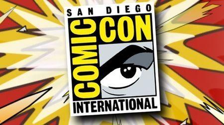 comic con 2010 logo