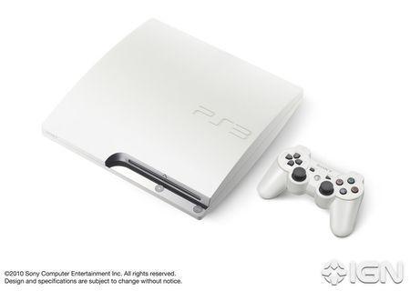 Tokyo Game Show 2010: Sony svela nuovi colori per PS3 e PSP