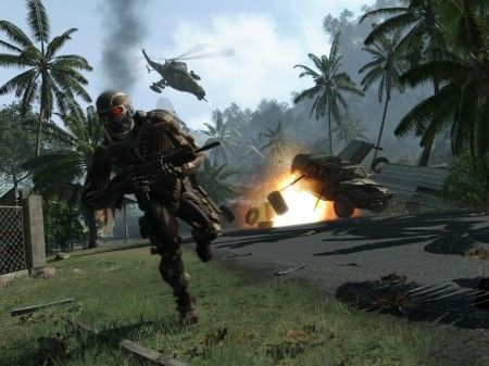 Crysis 2 conquista il mercato!