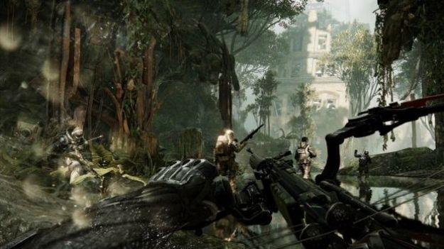 Crysis 3, un&#8217;immagine del gioco in attesa dell&#8217;E3 2012