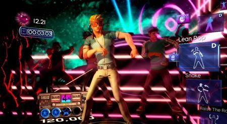 dance central xbox kylie minogue