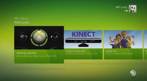 Xbox 360, la nuova dashboard slitta misteriosamente a dicembre