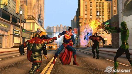 DC Universe Online rimandato al prossimo anno