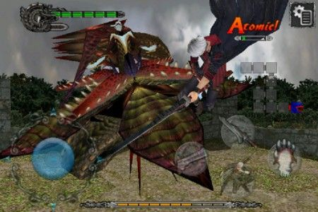 Giochi iPhone: Devil May Cry 4 disponibile! buone spese!