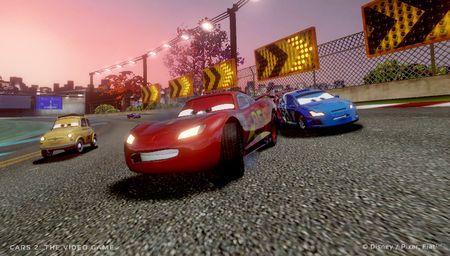 Disney annuncia Cars 2, il videogioco in uscita in estate