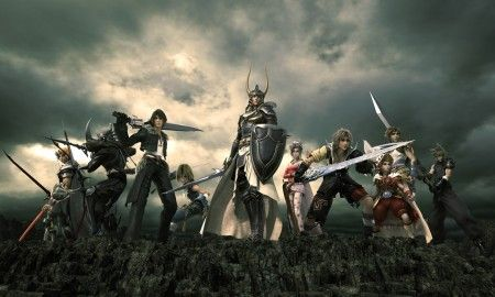 Dissidia Duodecim: Final Fantasy in trailer!