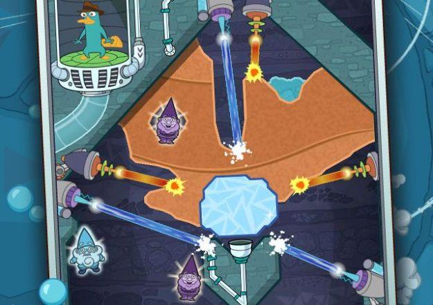 Dov'è il mio Perry? Il nuovo gioco mobile Disney per iOS e Android