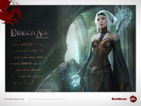 Dragon Age Origins: disponibile la patch