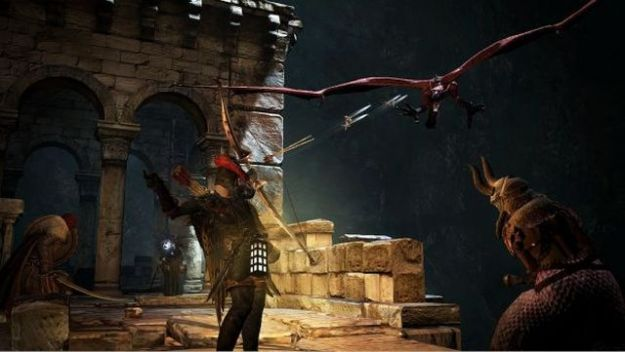 Dragon&#8217;s Dogma Dark Arisen: trailer del DLC [VIDEO]