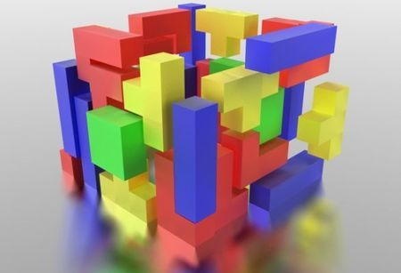 e3 2011 tetris nintendo 3ds