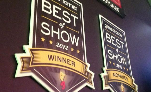 E3 2012, best of show: le candidature per i migliori titoli