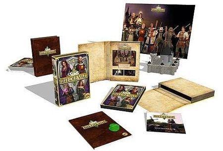 The Sims Medieval: tutti i contenuti dell'edizione da collezione