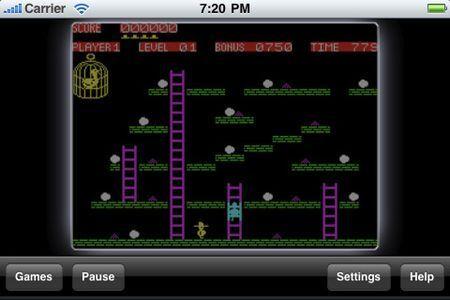 Emulatore Spectrum su iPhone e iPod Touch