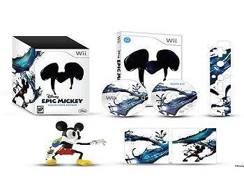 Epic Mickey: Collector's Edition in immagini e dettagli