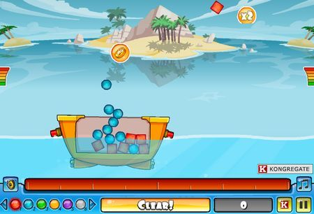 Giochi online gratis: Ever Rising Water