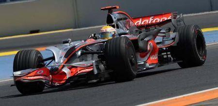 F1 2010 corse
