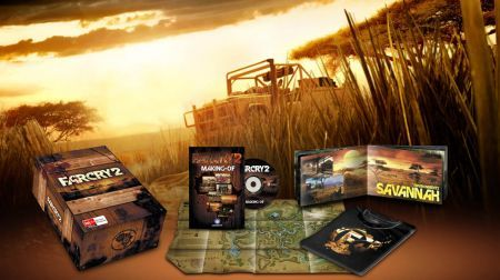 Far Cry 2 : data di uscita e special edition!