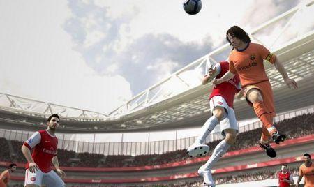 FIFA 11: un gameplay rinnovato per un'azione più fluida
