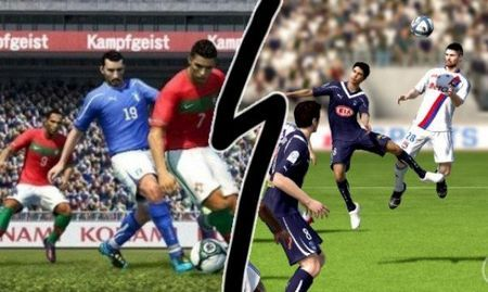 FIFA 11 o PES 2011? Il nostro sondaggio