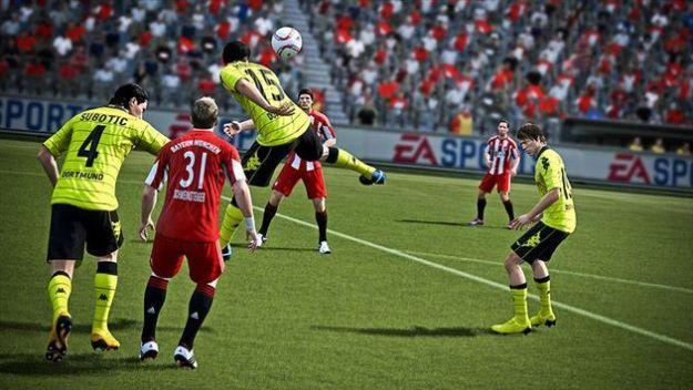 FIFA 12: è disponibile l'aggiornamento sulla base del calciomercato invernale