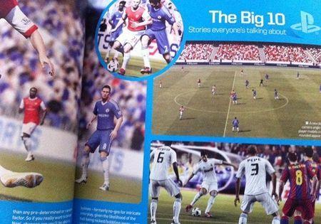 FIFA 12: inediti dettagli da alcune nuove immagini del gioco