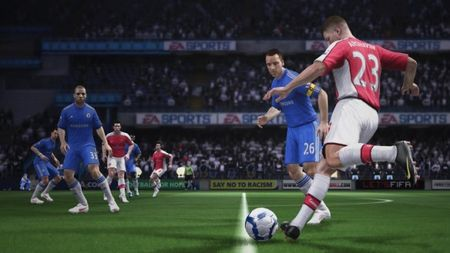 Nell'attesa di FIFA 12 continuano le informazioni sul prossimo capitolo della serie