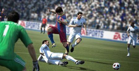 FIFA 12 è molto atteso anche su PC, grazie al nuovo Impact Engine