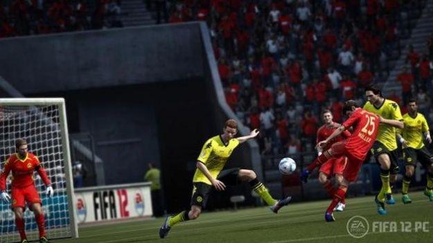 FIFA 12 contro PES 2012: il titolo di EA Sports stravince in Regno Unito