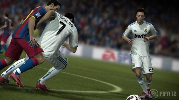 FIFA 12 su PS Vita con delle caratteristiche molto interessanti