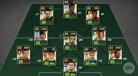 FIFA 12 sta per arrivare ed EA Sports lavora sull'Ultimate Team 12