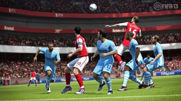 FIFA 13 vs PES 2013: Electronic Arts si prepara alla sfida