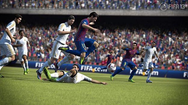 FIFA 13: aggiornamenti disponibili per il gioco di calcio